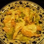 WTF Diet Grilled Chicken Dinner